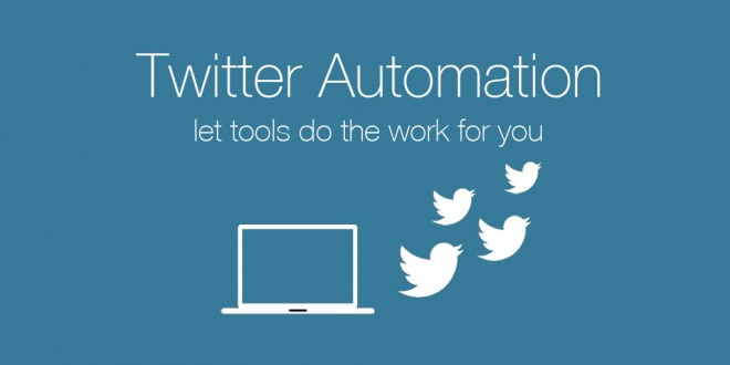 How To Automate Your Twitter Account - The Blue Bird