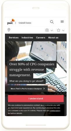 PWC Website