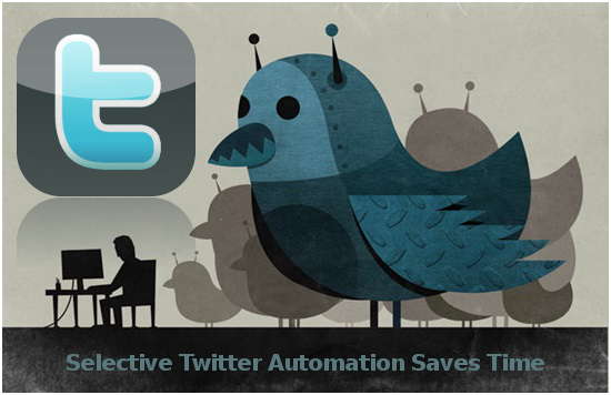 how to automate your twitter account - the bird